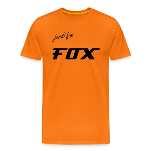 jordi fox  - Men's Premium T-Shirt