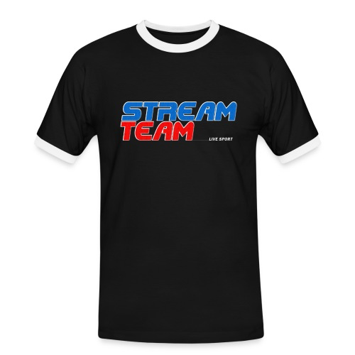 T.Shirt Stream Team 04 - T-shirt contrasté Homme