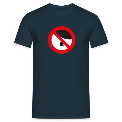 NoNazis - Männer T-Shirt