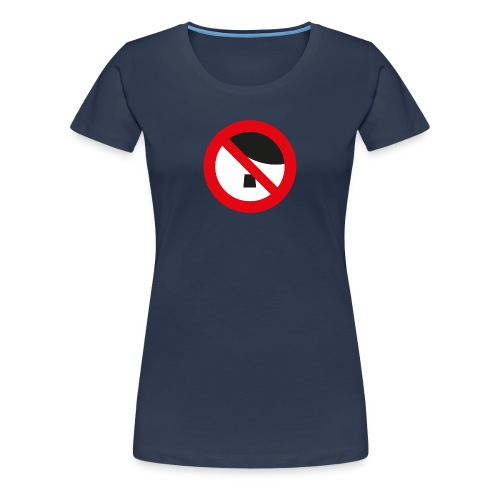 NoNazis - Frauen Premium T-Shirt