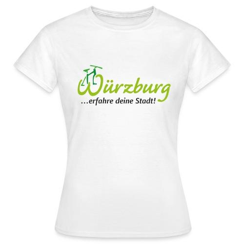 Würzburg...erfahre deine Stadt! - Frauen T-Shirt