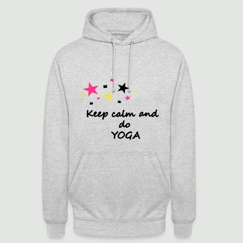 yoga sweater, yoga hoodie, Yoga shirts, yoga shirt, yoga kleidung - Unisex Hoodie