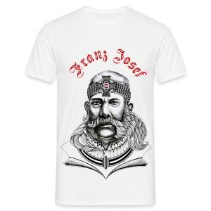FRANZ JOSEF - Männer T-Shirt