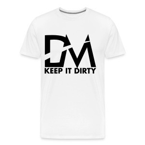 Keep It Dirty | T-Shirt - Men's Premium T-Shirt