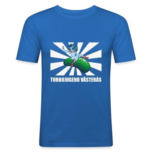 Turbojugend Västerås - Slim Fit T-shirt herr