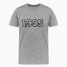 Year 1995 Birthday Design Vintage Anniversary T-Shirts