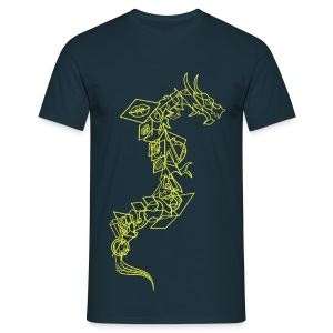 Serpent - Mannen T-shirt