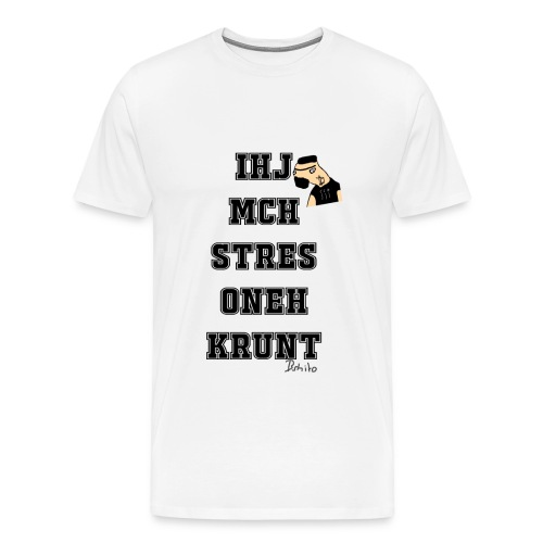 Bshito M - Männer Premium T-Shirt