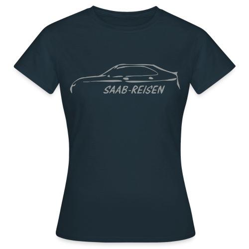 SAAB-REISEN - Frauen T-Shirt