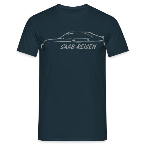SAAB-REISEN - Männer T-Shirt