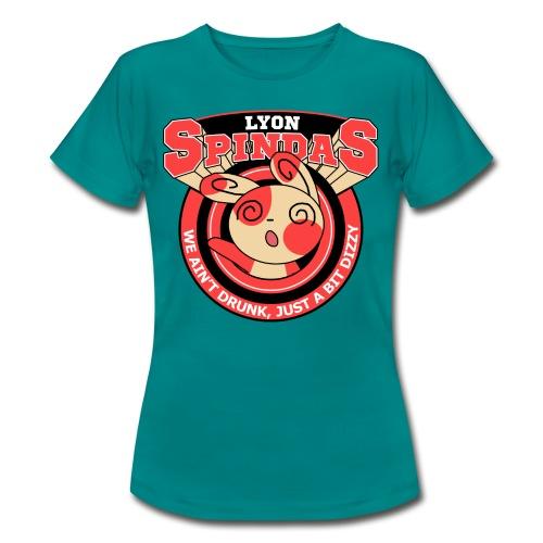 T-Shirt Femme CPF Spinda (coloris au choix) - T-shirt Femme