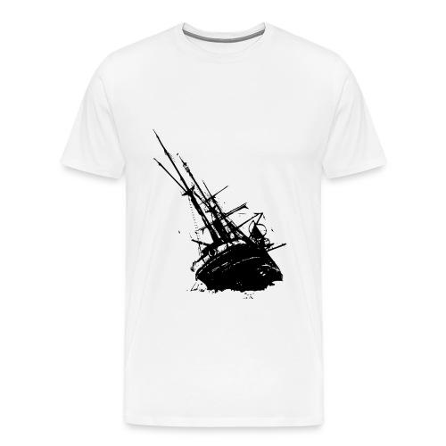 The Endurance Trapped - Men's Premium T-Shirt