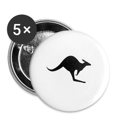 Badge Kangourou - Badge petit 25 mm