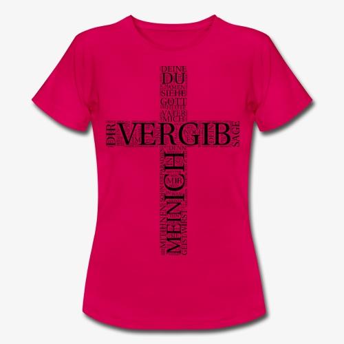 Die 7 letzten Worte Jesu - Frauen T-Shirt
