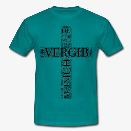 Die 7 letzten Worte Jesu - Männer T-Shirt