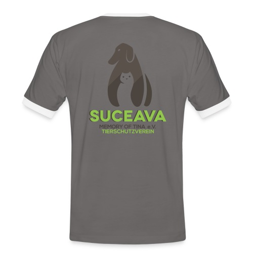 suc_logo_300dpi - Männer Kontrast-T-Shirt