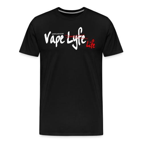 Vape Life Mens T-Shirt - Men's Premium T-Shirt
