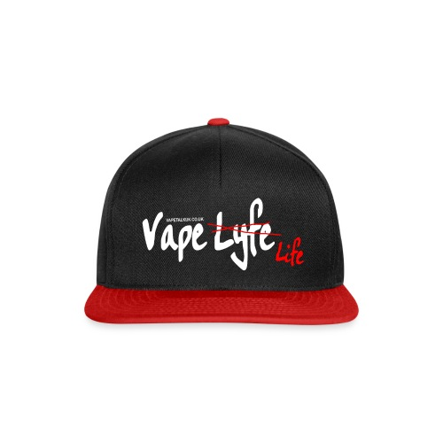 Vape Life Snap Back Hat - Snapback Cap