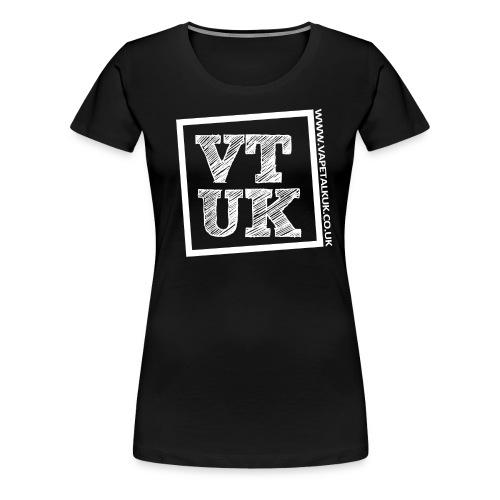 VTUK Logo Womens T-Shirt - Women's Premium T-Shirt