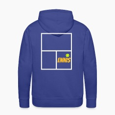 Tennis Hoodies & Sweatshirts