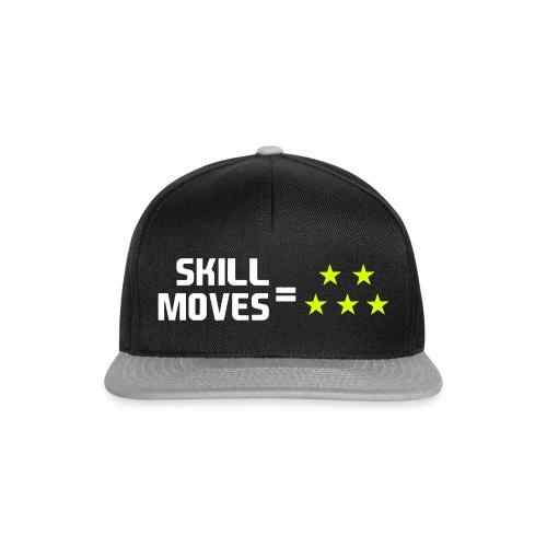 Skill Moves = 5 Stars | Snapback - Snapback Cap