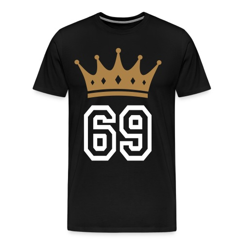 MyseQ - Koszulka Dla Widza! - Koszulka męska Premium