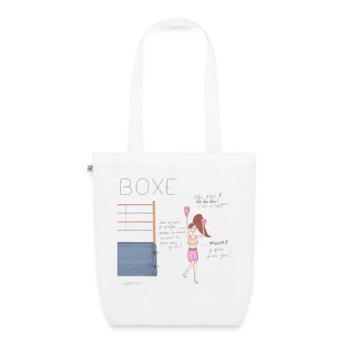LA BOXE - Sac en tissu biologique