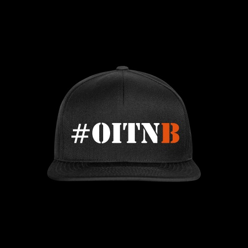 Orange Is The New Black Cap - Snapback Cap