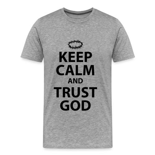 Keepcalm - T-shirt Premium Homme