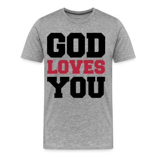 Godloves - T-shirt Premium Homme