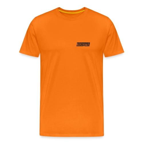 Tronixpro Classic Tee - Black Logo - Men's Premium T-Shirt