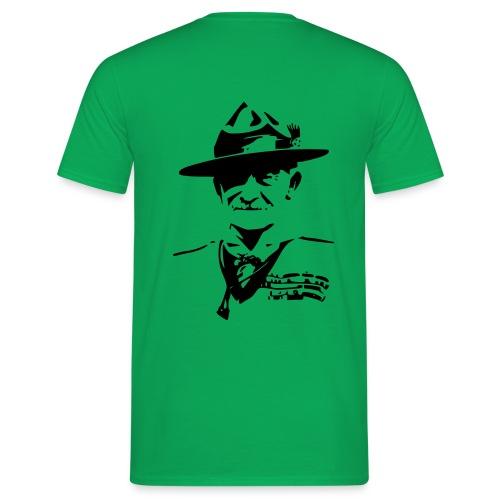 Männer T-Shirt BiPi - Männer T-Shirt