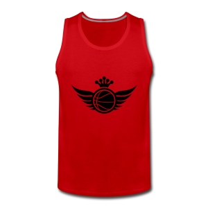 Basket ball shirt  - Männer Premium Tank Top