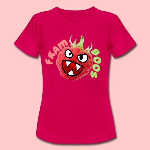 FRAMBOOS - Vrouwen T-shirt