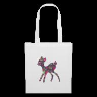 Sacs et sacs à dos ~ Tote Bag ~ sac faon violet
