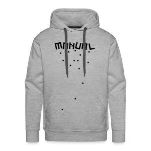 Manual Hoodie Male - Men's Premium Hoodie