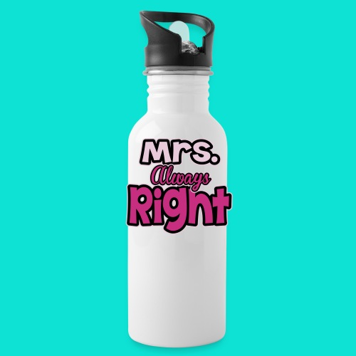 Mrs. Always Right Cool Cup - Drinkfles