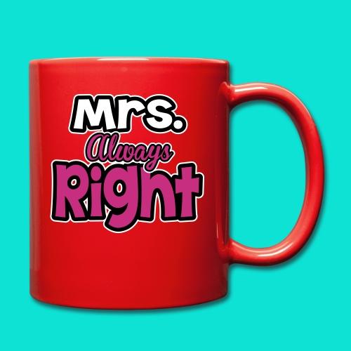 Mrs. Aways Right Mg - Mok uni