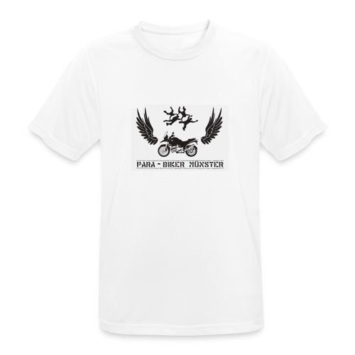 Atmungsaktives Funktionsshirt Männer - Männer T-Shirt atmungsaktiv