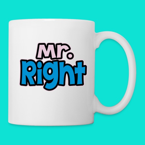 Mr. Right Mug - Mok
