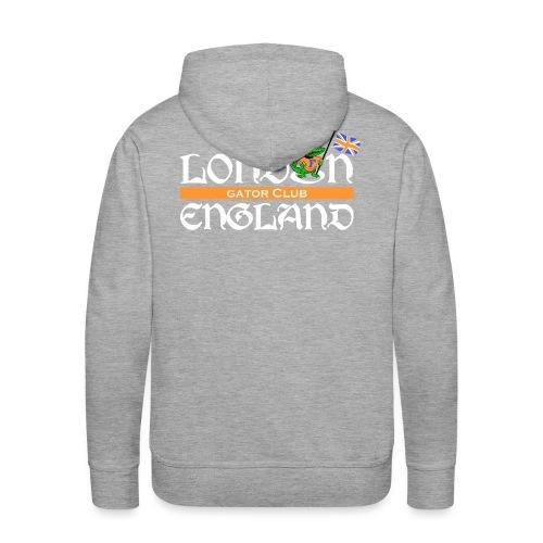London Gators Hoodie Style 2 - Men's Premium Hoodie