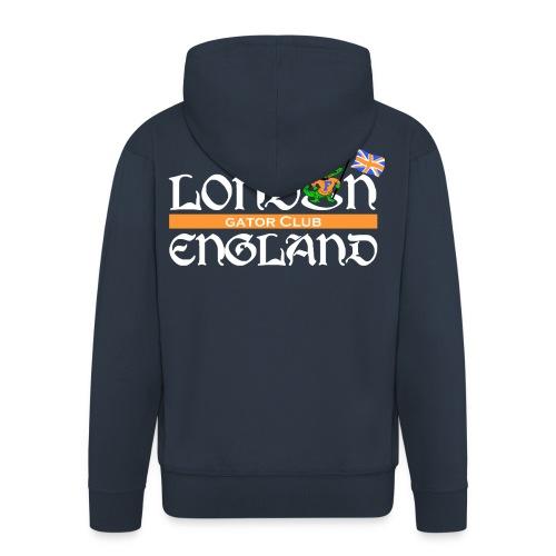 London Gators Hoodie Style 3 - Men's Premium Hooded Jacket