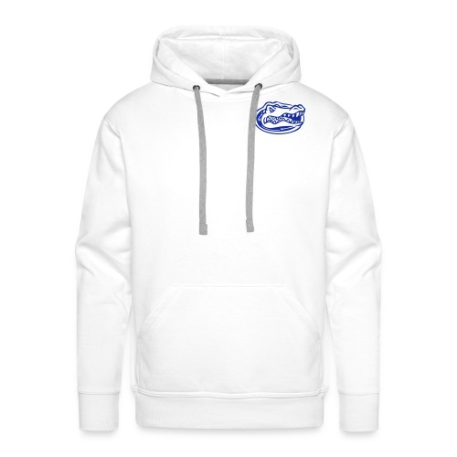 London Gators Hoodie (White or Grey) - Blue lettering - Men's Premium Hoodie