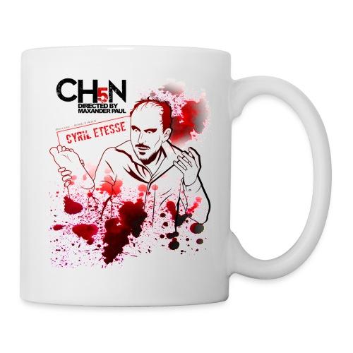 Mug CH5N Cyril - Mug blanc