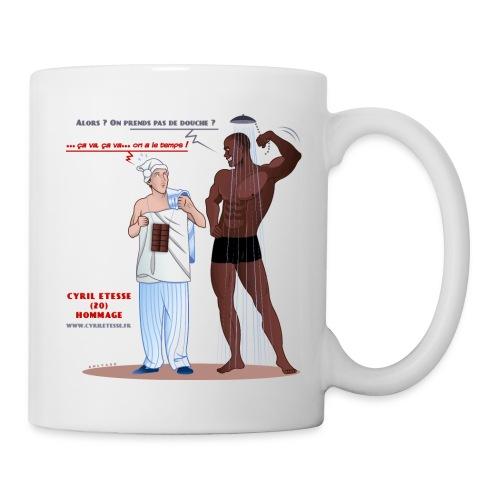 Mug Hommage - Mug blanc