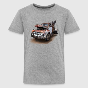 Altes Auto T-Shirts - Teenager Premium T-Shirt