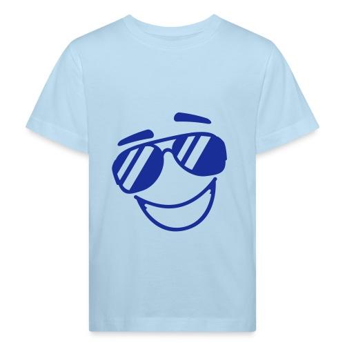 Tshirt smile - T-shirt bio Enfant