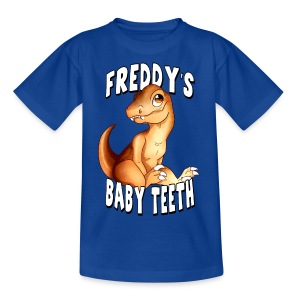 Freddy's Baby Teeth - Kids' T-Shirt
