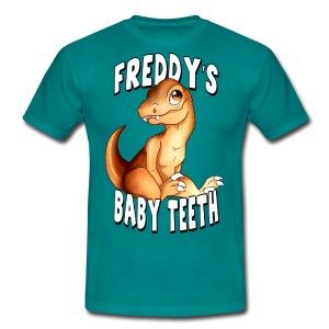 Freddy's Baby Teeth - Men's T-Shirt