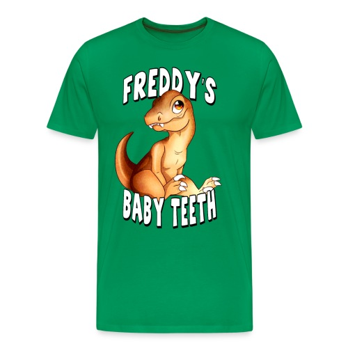 Freddy's Baby Teeth - Men's Premium T-Shirt